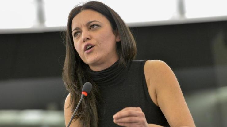 Marisa Matias and José Gusmão questioned the European Ombudswoman about the  recent contract that the European Commission signed with BlackRock |  Esquerda