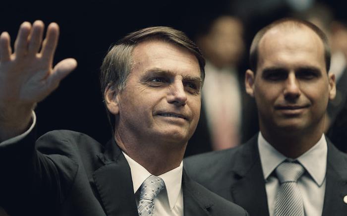 Resultado de imagem para imagens do deputado eduardo bolsonaro
