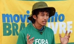 Resultado de imagen para Movimento Brasil Livre