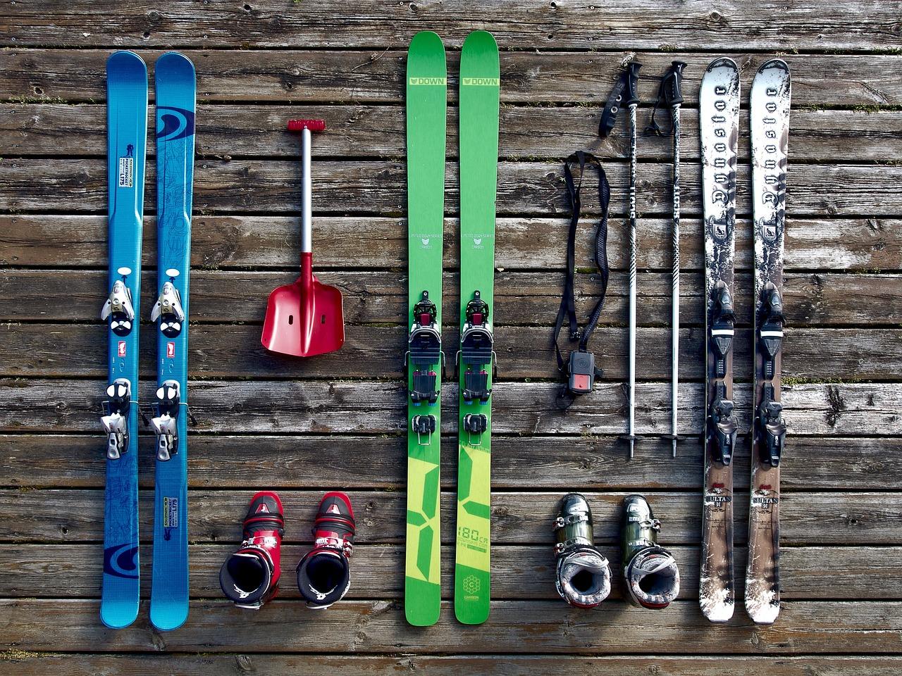 iniciarse esquí