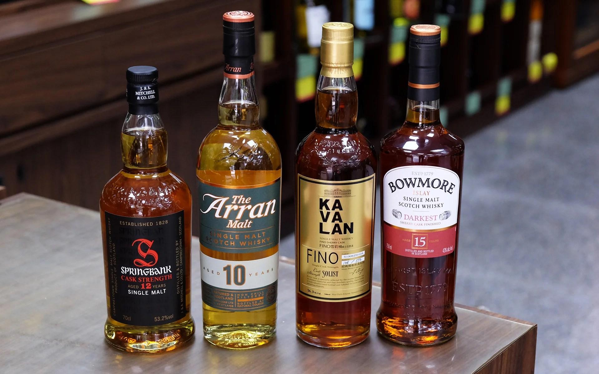 六個臺北威士忌迷必到之地 Editors' Pick!