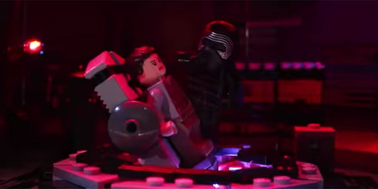 Resumieron The Force Awakens en sólo 30 segundos usando Lego