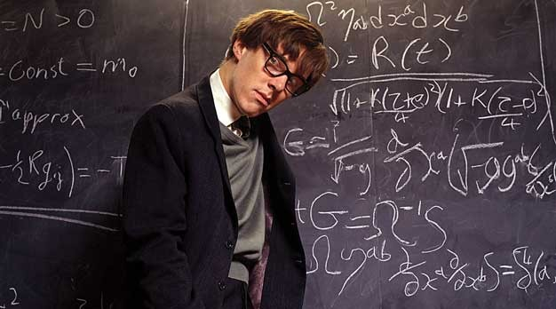 The Theory of Everything: genio en proceso