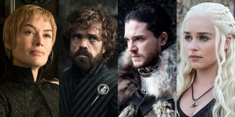 Todo lo que sabemos de la temporada 8 de 'Game of Thrones'
