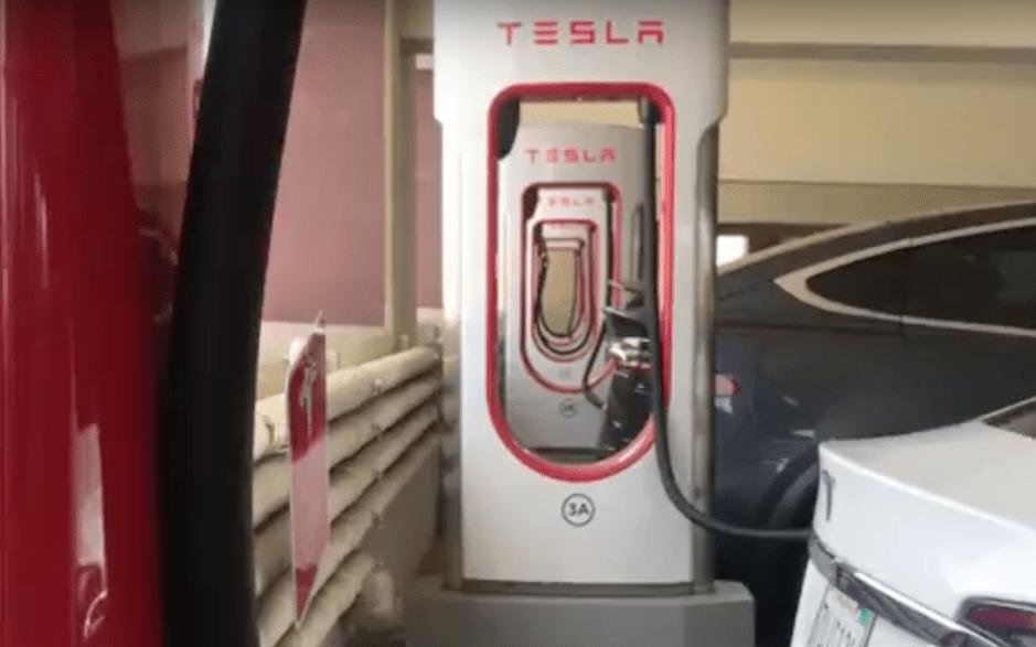 Tesla Model S Road Trip: San Diego to Las Vegas