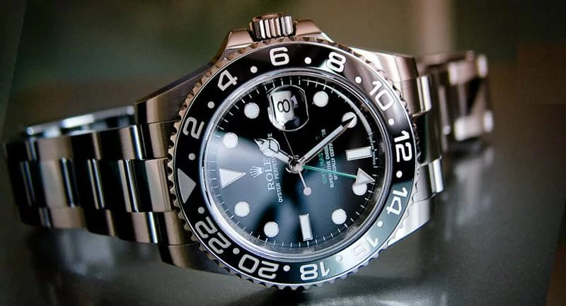 Rolex GMT Master 2 VLog