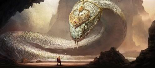 The Ancient One - by - Jose Ochoa