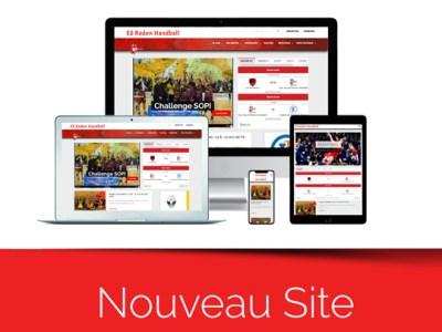Nouveau site, nouvelles fonctionnalités !
