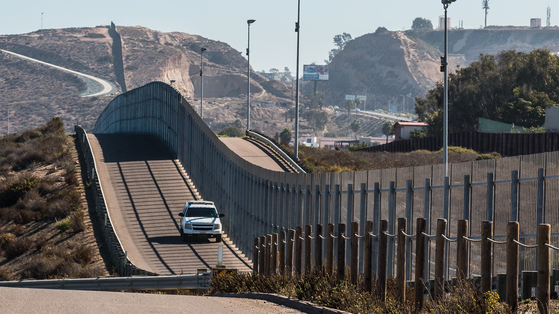 Mapping The Whole Us Mexico Border