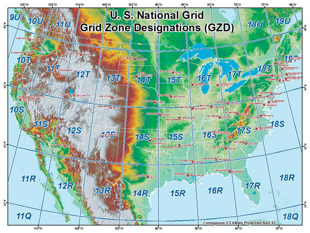 1 Introducing The United States National Grid