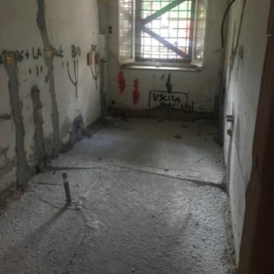 Distribuzione impianto idrico-sanitario bagno