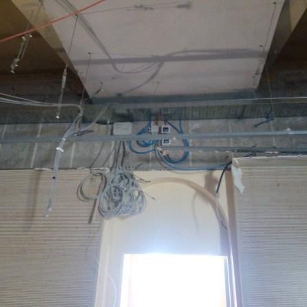 Impianto climatizzazione e trattamento aria