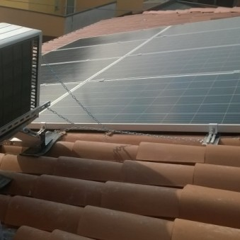 Impianto fotovoltaico 4kw