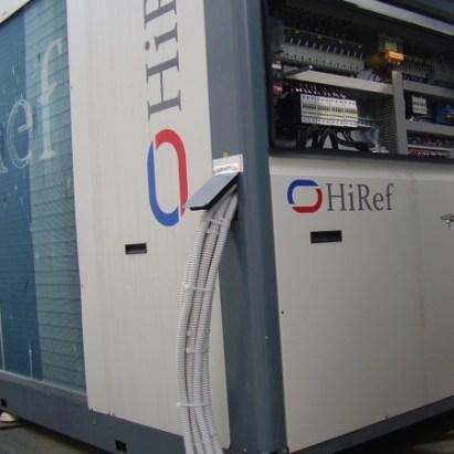 Macchina impianto riscaldamento industriale