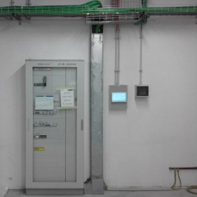 Gestione riscaldamento, quadro elettrico