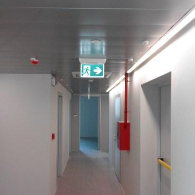 impianto antincendio segnaletica emergenza