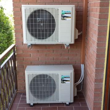 motori impianto climatizzazione