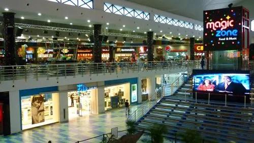 061a1af84388b Compras no Panamá  Albrook Mall (Foto  Esse Mundo É Nosso)