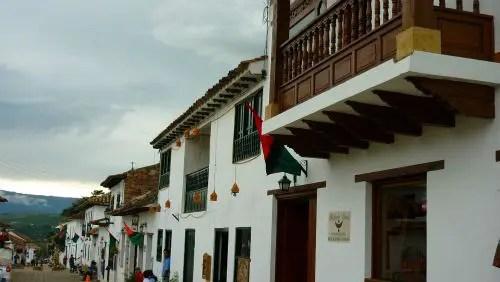 Ruela de Villa de Leyva