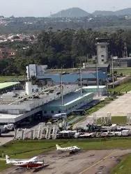Aeroporto de Florianópolis (Foto: Infraero)
