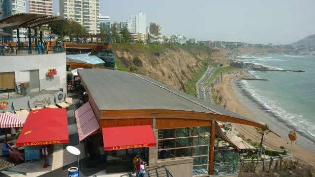 Shopping Larcomar - Lima