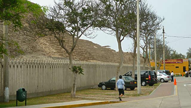 Huaca Pucllana - Lima