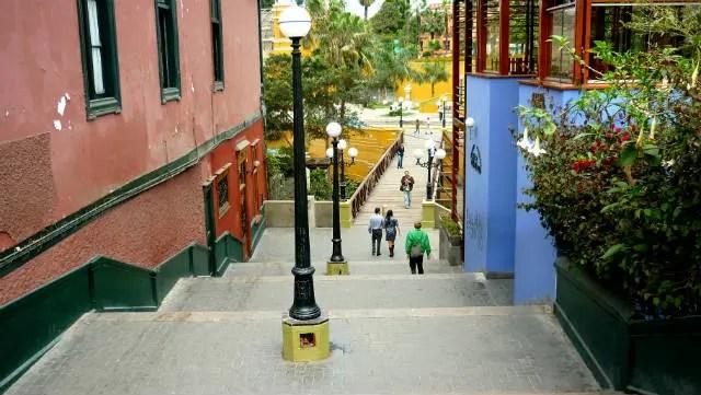 Ruelas de Barranco, Lima