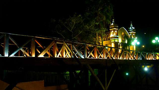 Puente de los Suspiros, Barranco, Lima