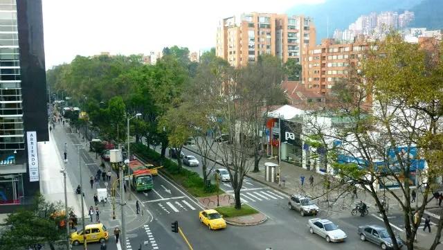 Zona Rosa - Bogotá (Foto: Esse Mundo É Nosso)
