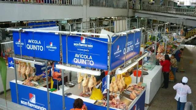 Mercado Central Municipal - Lima, Peru (Foto: Esse Mundo É Nosso)