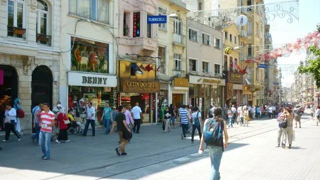 Beyoğlu - Istanbul (Foto: Esse Mundo É Nosso)