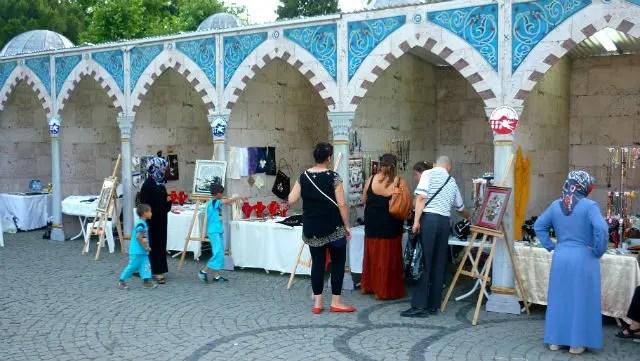 Feira em Sultanahmet - Istambul (Foto: Esse Mundo É Nosso)