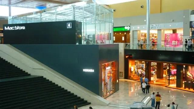 Mac Store no Multiplaza Pacific - Panamá (Foto: Esse Mundo É Nosso)
