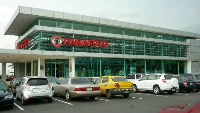 Panafoto no Albrook Mall - Panamá (Foto: Esse Mundo É Nosso)