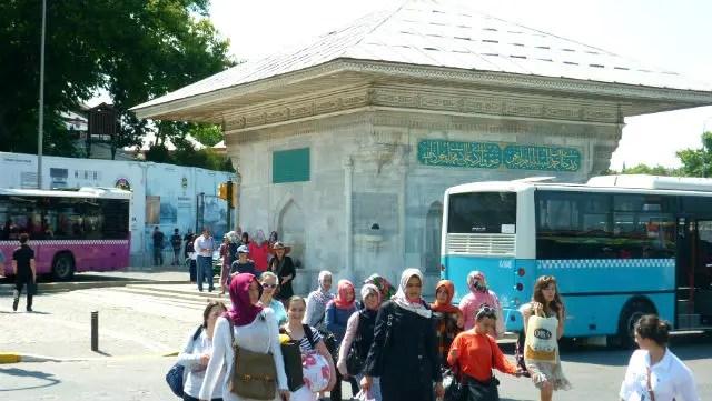 Viajar para a Turquia - Üsküdar, Istambul (Foto: Esse Mundo É Nosso)
