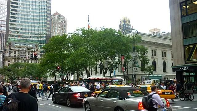 Quinta Avenida de Nova York (Foto: Esse Mundo é Nosso)