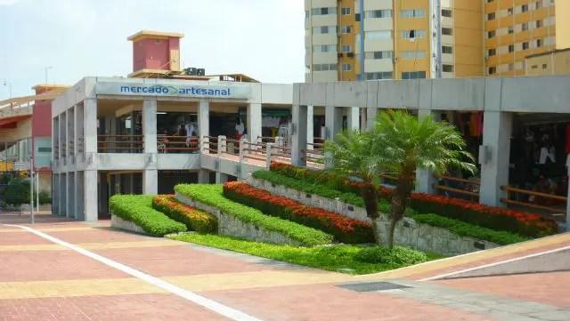 Centro de Artesanato no Malecón 2000 - Guayaquil, Equador (Foto: Esse Mundo É Nosso)