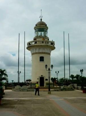 El Faro - Cerro Santa Ana - Guayaquil, Equador (Foto: Esse Mundo É Nosso)