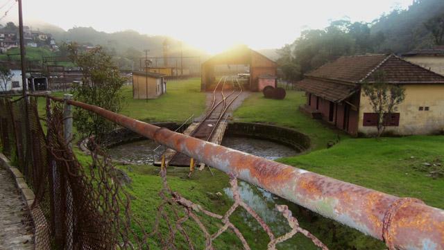 Vila de Paranapiacaba (Foto: Juliana Bacci)