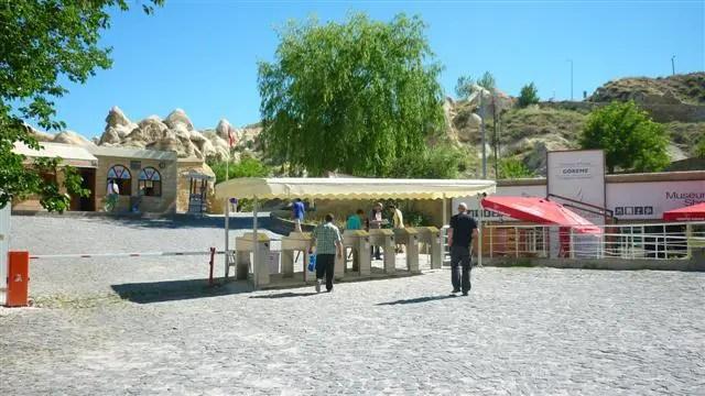 Museu a Céu Aberto de Göreme - Capadócia, Turquia (Foto: Esse Mundo É Nosso)