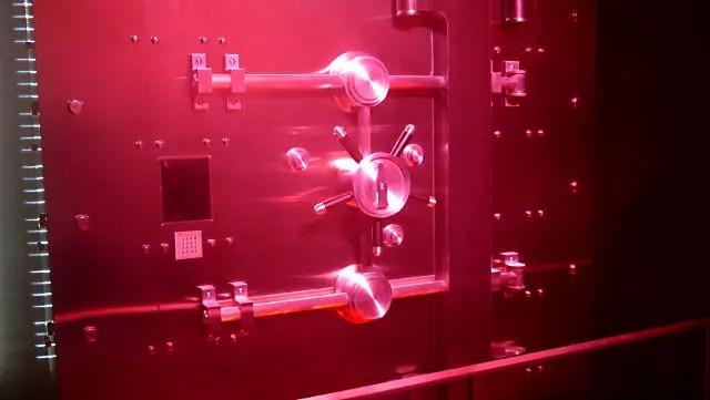 Fórmula secreta da Coca Cola fica guardada em cofre no museu da marca em Atlanta (Foto: Esse Mundo é Nosso)