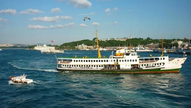 Ponte Galata, Istambul (Foto: Esse Mundo É Nosso)