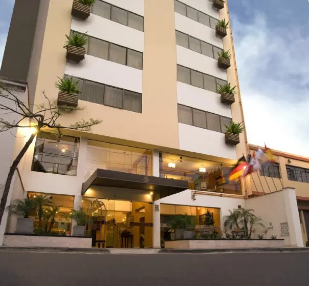 Mariel Hotel Hospedagem em Lima (Foto: Divulgação)