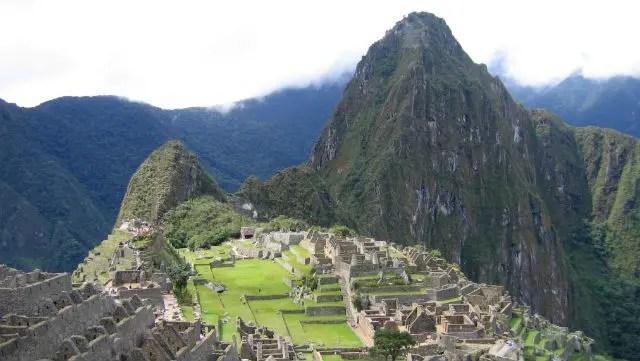 Machu Picchu, Peru (Foto: Esse Mundo É Nosso)