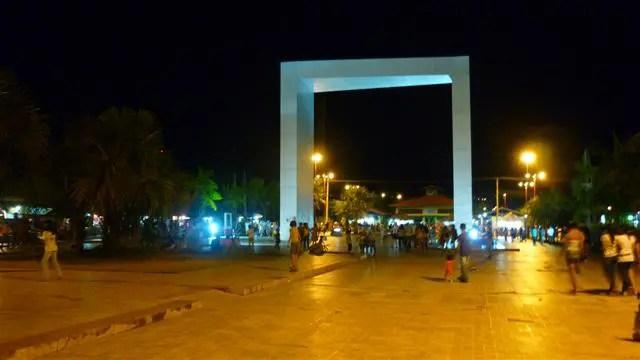 Praça das Águas - Boa Vista, Roraima (Foto: Esse Mundo É Nosso)