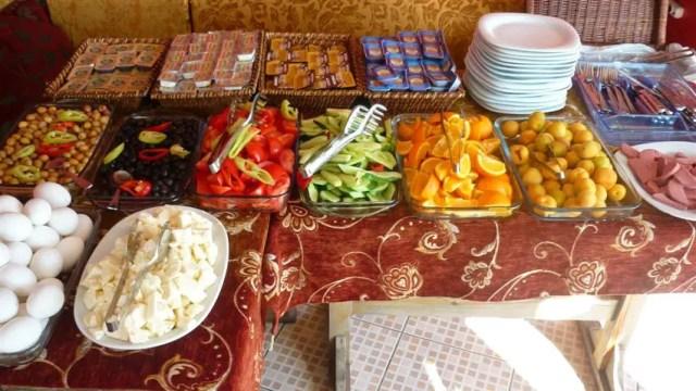 Café da Manhã - Hospedagem em Istambul: Metropolis Hostel (Foto: Esse Mundo É Nosso)