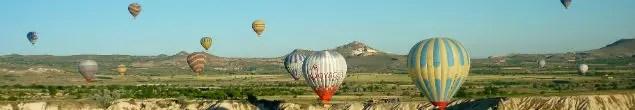 Dicas da Capadócia - Voo de balão (Foto: Esse Mundo É Nosso)
