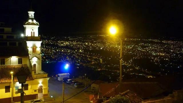 Mirador de Turi - Cuenca, Equador (Foto: Esse Mundo É Nosso)