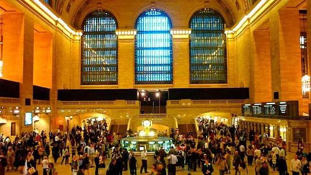 Conexão em nova York (Foto: Esse Mundo é Nosso)