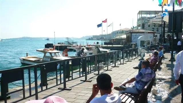 Ortaköy e Ponte do Bósforo - Istambul (Foto: Esse Mundo É Nosso)